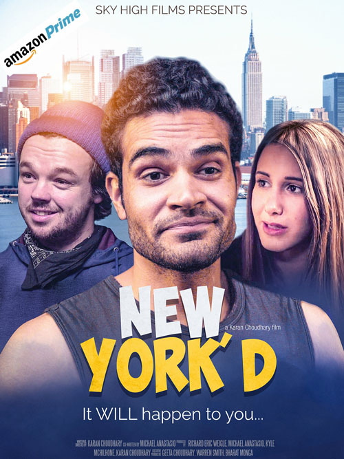 New-York'd-Amazon-Prime-Karan-Choudhary