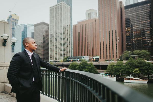 Downtown-Chicago-Ehren-Muhammad-Portraits