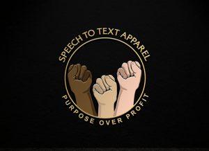 Speech-To-Text-Apparel-Logo
