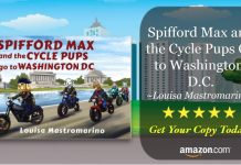 Spifford Max and the Cycle Pups Go to Washington DC
