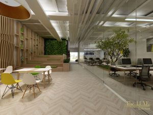 Coworking Space Interior Design