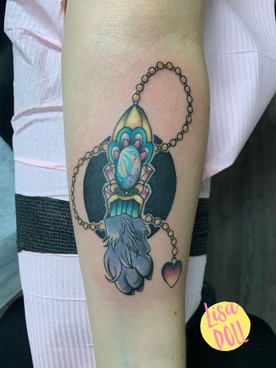 Lisa-Doll-Tattoo