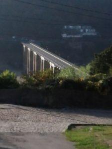 bridge village of Portomarin